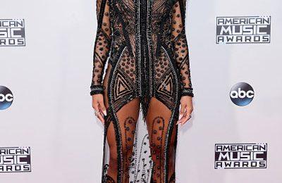 Red Carpet: 2015 American Music Awards