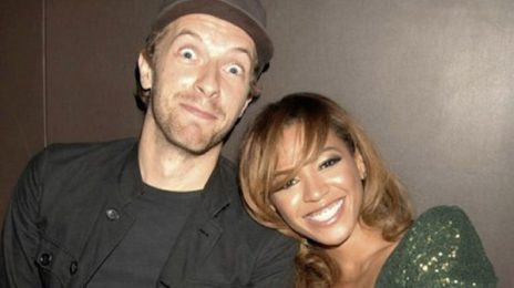 Beyonce Teams With Coldplay For New Album