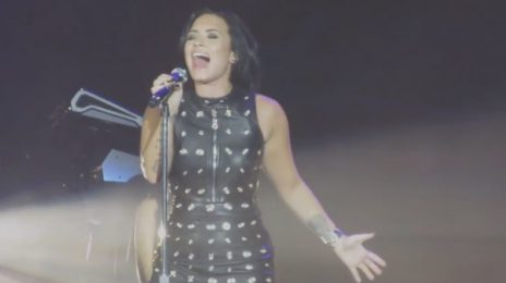 Watch: Demi Lovato Covers Adele's 'Hello' [A Must See!]