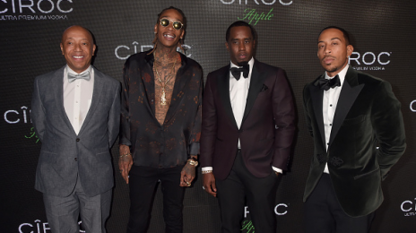 Hot Shots: Diddy Invites Celebrity Pals To Beverly Hills Birthday Bash