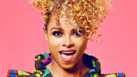 Fleur East Flies Into UK Top 10 With 'Sax'