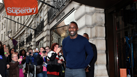 Did You Miss It? Idris Elba Launches Superdry Premium Menswear Collection In London