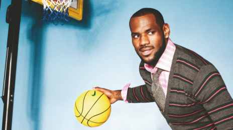 LeBron James Pens Moving Letter To Teen With Muscular Dystrophy