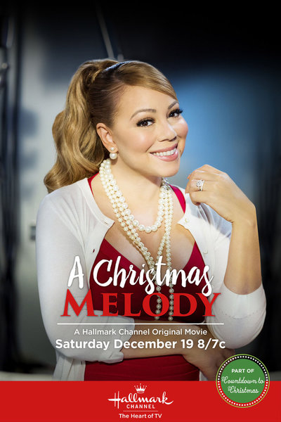 Movie Trailer: Mariah Carey's 'A Christmas Melody' - ..::That ...