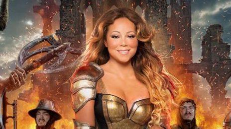 Mariah Carey Glows As Gladiator In New 'Game of War' Promo