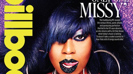 Missy Elliott Covers Billboard / Spills On New Album, Nicki Minaj & More