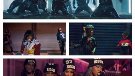 Missy Elliott Rockets Into iTunes Top 10 With 'WTF' / Video Views Hit 4 Million In Under 24 Hours
