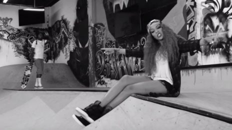 New Video: Monica - 'Just Right For Me (ft. Lil Wayne)'