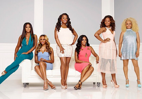'Real Housewives': NeNe Leakes & Sheree Whitfield Pose For Reunion Pictures / Battle Kenya Moore On Twitter