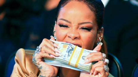 Report: Rihanna Launches Her Own Line Of...Marijuana?