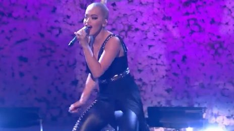 Watch: Rita Ora Blazes MOBO Awards With 'Body On Me' & More