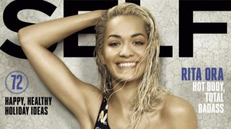Rita Ora Covers SELF