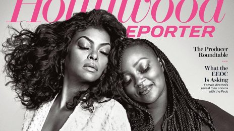 Breathtaking: Taraji P. Henson Covers 'The Hollywood Reporter'