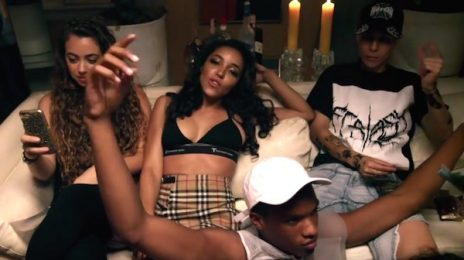 New Video: Tinashe - 'Party Favors'
