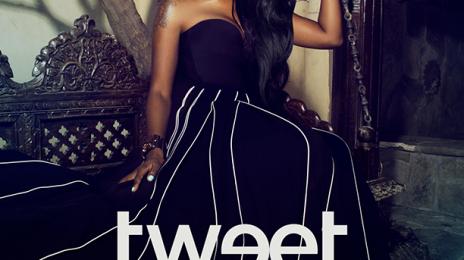 Hot Shot:  Tweet Reveals New 'Charlene' Album Cover