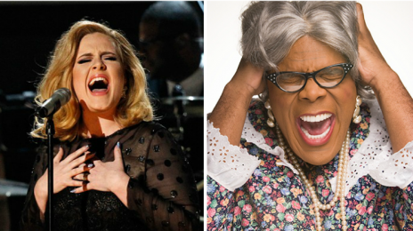 'Hellur':  Tyler Perry Unveils Madea Cover of Adele's Hit 'Hello'