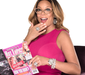 Wendy Williams Extends 'Lionsgate' Contract To 2022