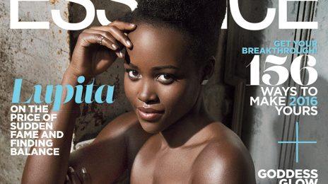 Lupita Nyong'o Covers ESSENCE