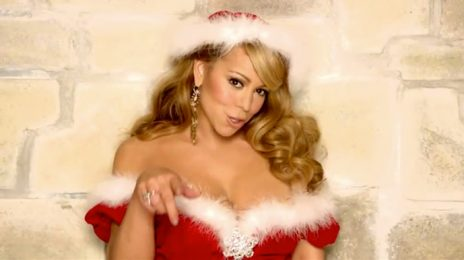 Mariah Carey Announces 'Merry Christmas' 25th Anniversary Deluxe Edition / Reveals 2CD Tracklist
