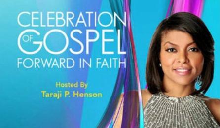 Taraji P. Henson To Host BET 'Celebration of Gospel' Reboot