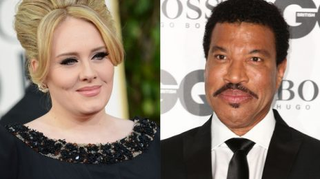 Hello:  Adele & Lionel Richie Duet On the Way