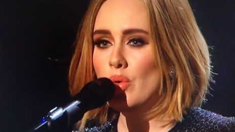 Watch: Adele Performs 'Hello' On 'The X Factor' Final