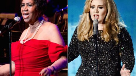 Aretha Franklin Weighs In On Adele's Success / Questions Longevity