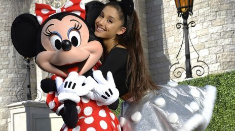 Did You Miss It?  Ariana Grande Belts Out 'Focus' For Disney