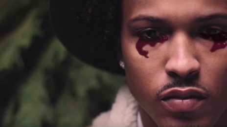 New Video: August Alsina - 'Song Cry'