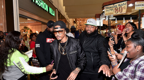 Hot Shots: August Alsina Meets Fans For 'This Thing Called Life' Promo
