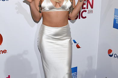 Billboard Women In Music 2015: Lady Gaga, Missy Elliott, Ciara, & Fifth Harmony Shine