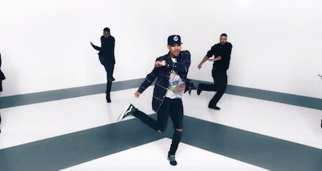 New Video: Chris Brown - 'Anyway (ft. Tayla Parx)'