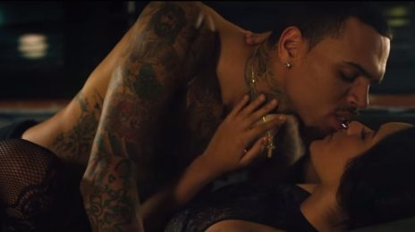 New Video: Chris Brown - 'Back To Sleep'