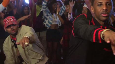 New Video:  Fabolous Ft. Chris Brown - 'She Wildin'