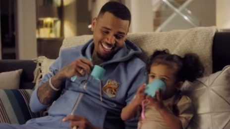 New Video: Chris Brown - 'Little More' (Starring Royalty)