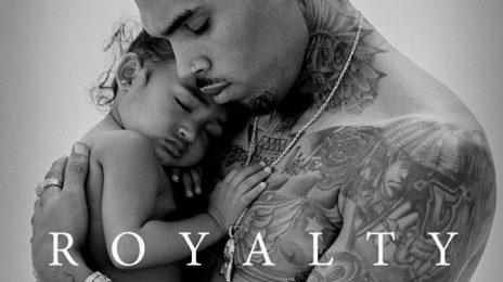 Stream: Chris Brown's -'Royalty'