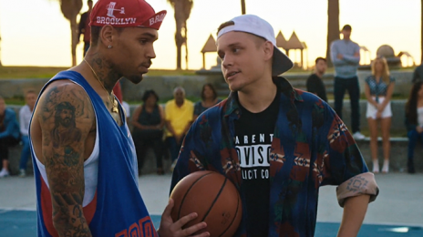 New Video: Chris Brown & Cal Scruby - 'Ain't S*** Change'