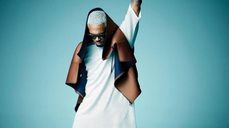 Watch: Chris Brown Performs Live At 'White Hot Holidays'