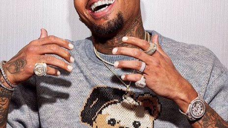 Chris Brown Covers VIBE Magazine