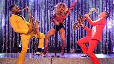 Watch: Fleur East Rocks 'Top of the Pops' With 'Sax'