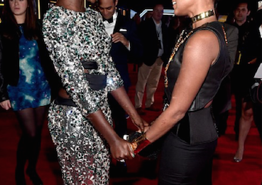 Hot Shots: Lupita Nyong'o and Janelle Monae Rock 'Star Wars' Premiere