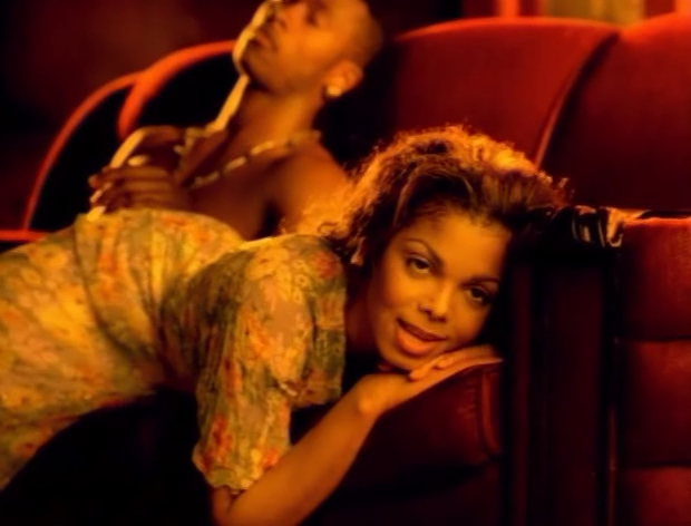 Janet Jackson Any Time Any Place