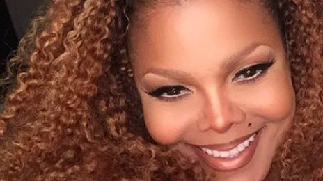 Hot Shot: Janet Jackson Spotted In London