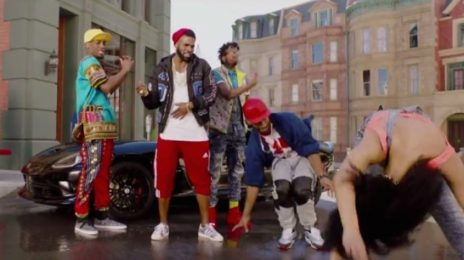 Behind the Scenes:  Jason Derulo's 'Get Ugly' Video