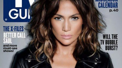 Jennifer Lopez Covers TV Guide Ahead Of January Takeover