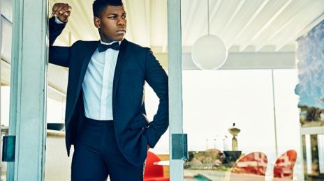 Screen Juice: John Boyega Celebrates New 'Star Wars' Record  / Mariah Carey Rocks Hallmark's Ratings With Christmas Specials