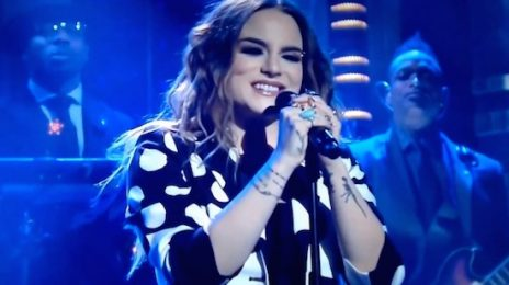 Watch: JoJo Wows With 'When Love Hurts' On 'Fallon'