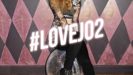 Surprise! JoJo Releases New EP #LoveJoJo2