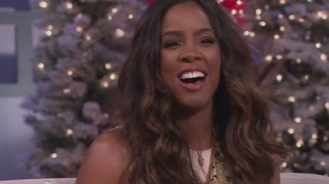 Kelly Rowland Visits 'The Real' / Dishes On New BET Show, 'Empire,' & More