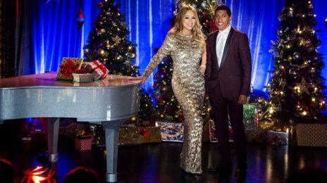 Mariah Carey Announces Hallmark Christmas Musical / Recruits Babyface